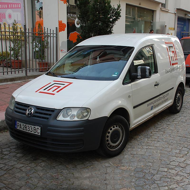 Облепяне с фолио автомобил Light on Пловдив