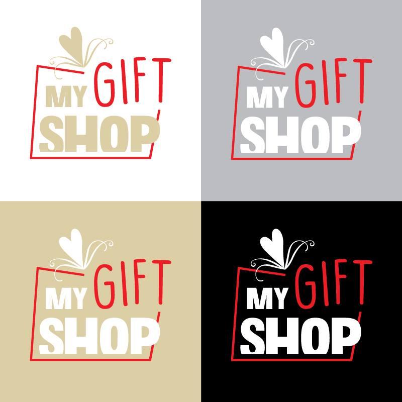 Лого дизайн на магазин за подаръци от Light on Пловдив