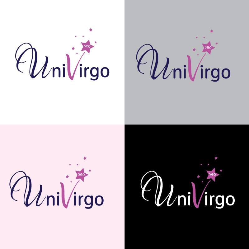 Light on изработка на лого за SEO студио Univirgo Пловдив