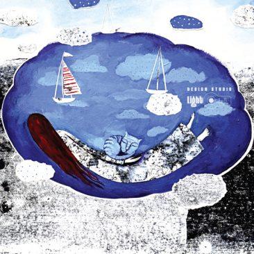 облачни улици ваня стефанова изложба пловдив лабиринт