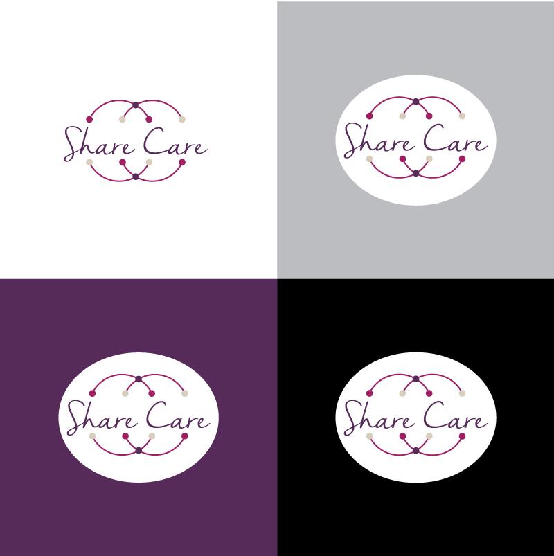 """Разработка на лого за неправителствена организация """"Споделена грижа"""""""